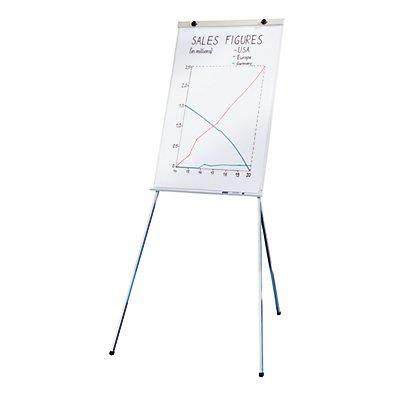 Flip-Chart - höhenverstellbar mit Teleskopbeinen