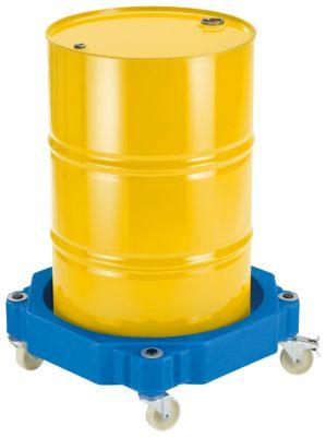 Fass- und Kleingebinderoller - ohne Bügel - LxBxH 725 x 725 x 255 mm