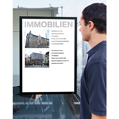Durable Poster-Magnetrahmen - für Format 594 x 841 mm