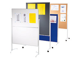 magnetoplan® Moderationstafel EVOLUTION PLUS - einteilig