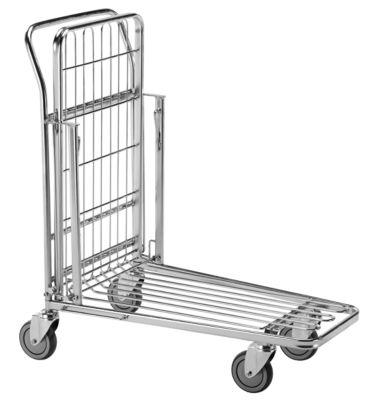 Universal-Transportwagen - mit Vollgummibereifung - Tragfähigkeit 300 kg