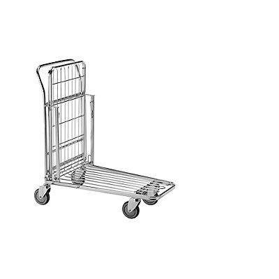 Kongamek Universal-Transportwagen - mit Vollgummibereifung - Tragfähigkeit 300 kg