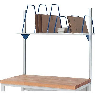 RAU Kartonagenmagazin - Tragkraft 30 kg, für Feldbreite 750 mm