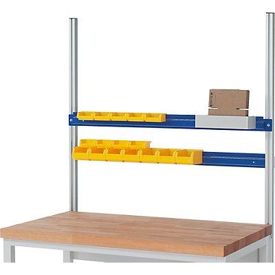 RAU Halteschiene - für Sichtlagerkasten, für Feldbreite 1000 mm