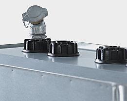CEMO Saugrohr - mit TW-Kupplung - für Tank bis 1000 l