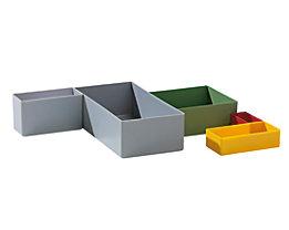 Godet de compartimentation de dimensions spéciales - polystyrène, lot de 50