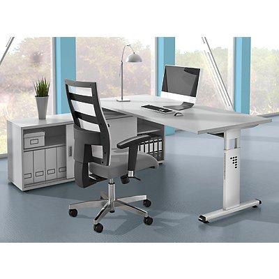 FINO Auflage-Schreibtisch - BxT 1600 x 800 mm