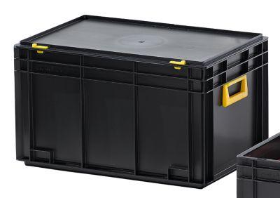 Mehrzweckkoffer, Polypropylen - LxBxH 600 x 400 x 353 mm, VE 1 Stk