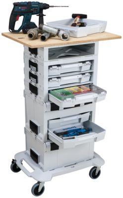 Koffer-Klick-System - L-Boxx 136, BxTxH 442 x 357 x 151 mm