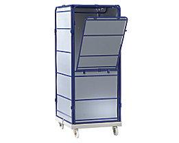 Rollbehälter SAFE - Logistikbox, HxBxT 1785 x 720 x 810 mm