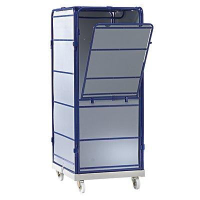 E.S.B. Rollbehälter SAFE - Logistikbox, HxBxT 1785 x 720 x 810 mm
