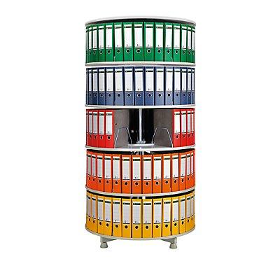 Colonne rotative - Ø niveaux 1000 mm