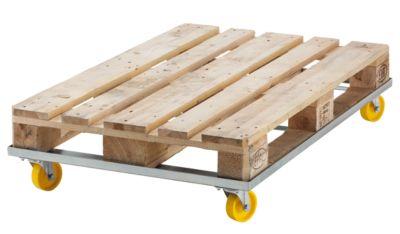 Fahrgestell SLIMLINE - Tragfähigkeit 500 kg - Länge 1215 mm