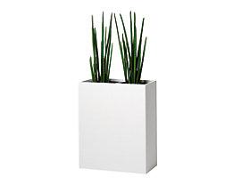 Pflanzengefäß - hüfthoch, für 2 Pflanzen