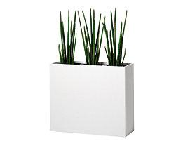 Pflanzengefäß - hüfthoch, für 3 Pflanzen