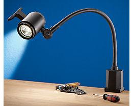 LED-Flexarm-Maschinenleuchte - Anschlussspannung 100 – 260 V