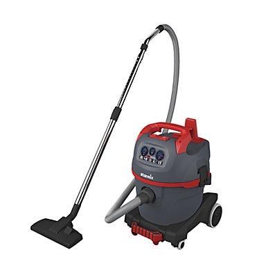 Starmix Nass- und Trockensauger - Profi-Reinigungssauger, 20 l, Gewicht 10 kg, Leistung 1400 W