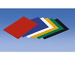 Magnetplatte - Format DIN A4, VE 6 Stk