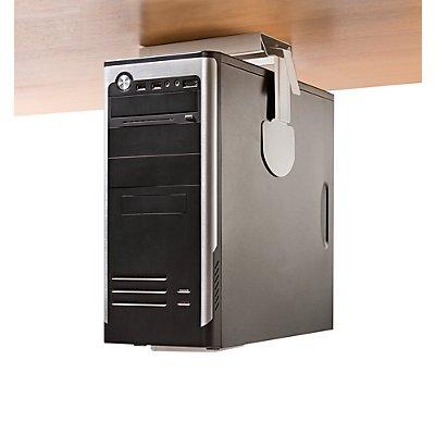 CPU-Halter - Untertischmontage, Tragfähigkeit 25 kg, VE 2 Stk