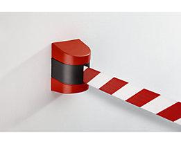 Gurtabsperrung in Kunststoffkassette - Schraubmontage