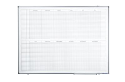 Jahresplaner - BxH 1200 x 900 mm, Version NL, mit 365-Tage-Einteilung