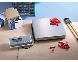 Tischwaage - Wägebereich max. 15 kg