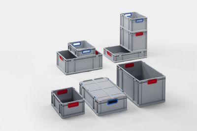 Schwerlast-Euronormbehälter - Inhalt 64,9 l, VE 4 Stk