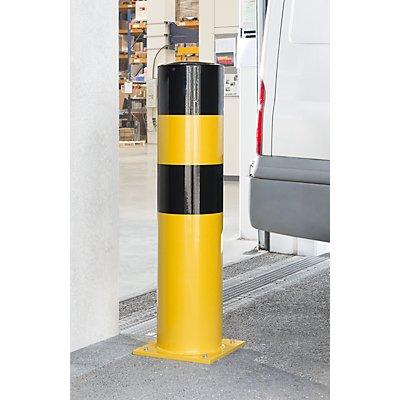 Rammschutz-Poller - Ø 273 mm, Wandstärke 5 mm