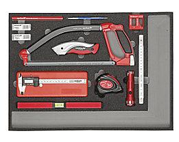 Carolus Werkzeugset - messen und schneiden