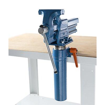 KANCA Parallel-Schraubstock - stahlgeschmiedet - Backenbreite 160 mm