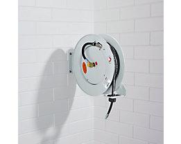 QUIPO Schlauchaufroller - für Druckluft und Wasser