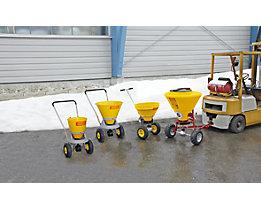 CEMO Streuwagen - für kleine und mittlere Streuflächen