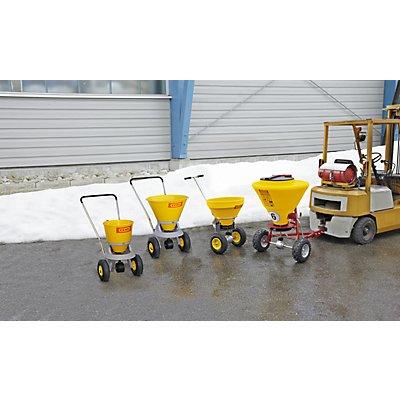 CEMO Streuwagen - für kleine und mittlere Streuflächen, Behältervolumen 35 l