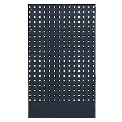 Lochwandplatte, HxB 1052 x 614 mm, Stärke 24 mm