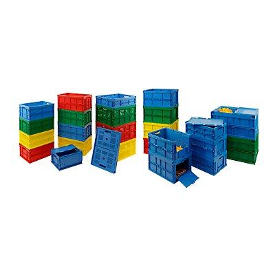 Faltbox aus Polypropylen - Inhalt 44 l