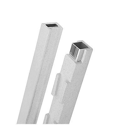 Kunststoff-Steckregalsystem Premium, Fachboden-BxT 700 x 500 mm