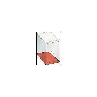 Lista Schubladenschrank Leergehäuse - Außen-BxT 564 x 725 mm