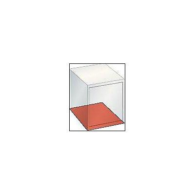 Lista Schubladenschrank Leergehäuse - Außen-BxT 717 x 725 mm