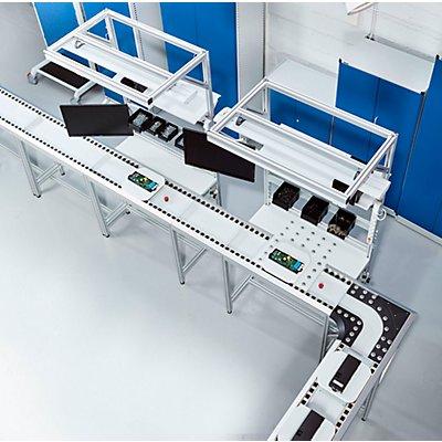 TRESTON Arbeitsplatz-Materialflusssystem, Verlängerung