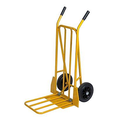 Kongamek Sackkarre - gelb, Tragfähigkeit 250 kg