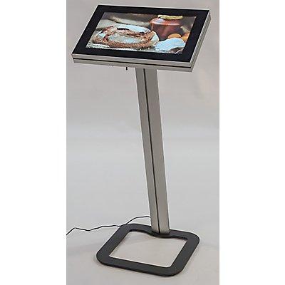 Digital Signage Infoständer Novel - TFT-Display