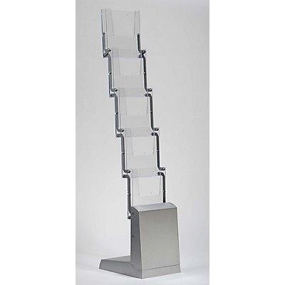 Falt-Prospektständer - 5 X DIN A4