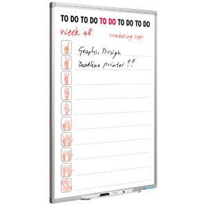 Whiteboard To-Do-Liste