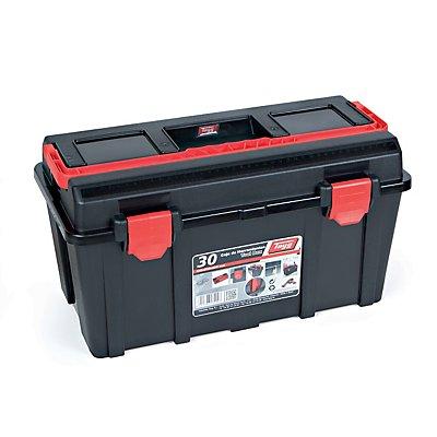 Werkzeugkoffer mit herausnehmbarer Sortierschale - HxBxT 445 x 235 x 230 mm