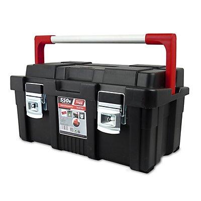 Werkzeugkoffer mit herausnehmbarer Sortierschale - HxBxT 550 x 300 x 275 mm