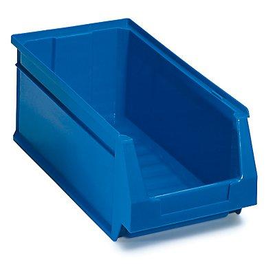 Sichtlagerkasten 10 Stück - 4,8 Liter - HxBxT 336 x 160 x 130 mm