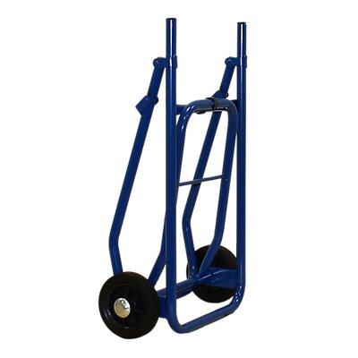 Faltbare Sackkarre mit klappbarer Schaufel - Tragkraft bis 120 kg