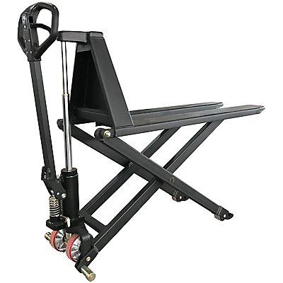 Scherengabelhubwagen   inkl. Quick-Lift-Funktion   Traglast 1000kg   newpo