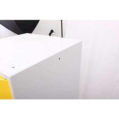 Schließfachwürfel | HxBxT 35 x 35 x 35 cm | newpo