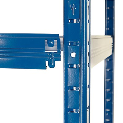 Mega Deal | 5x Schwerlastregal – Tiefe 45 cm - 265 kg pro Fachboden